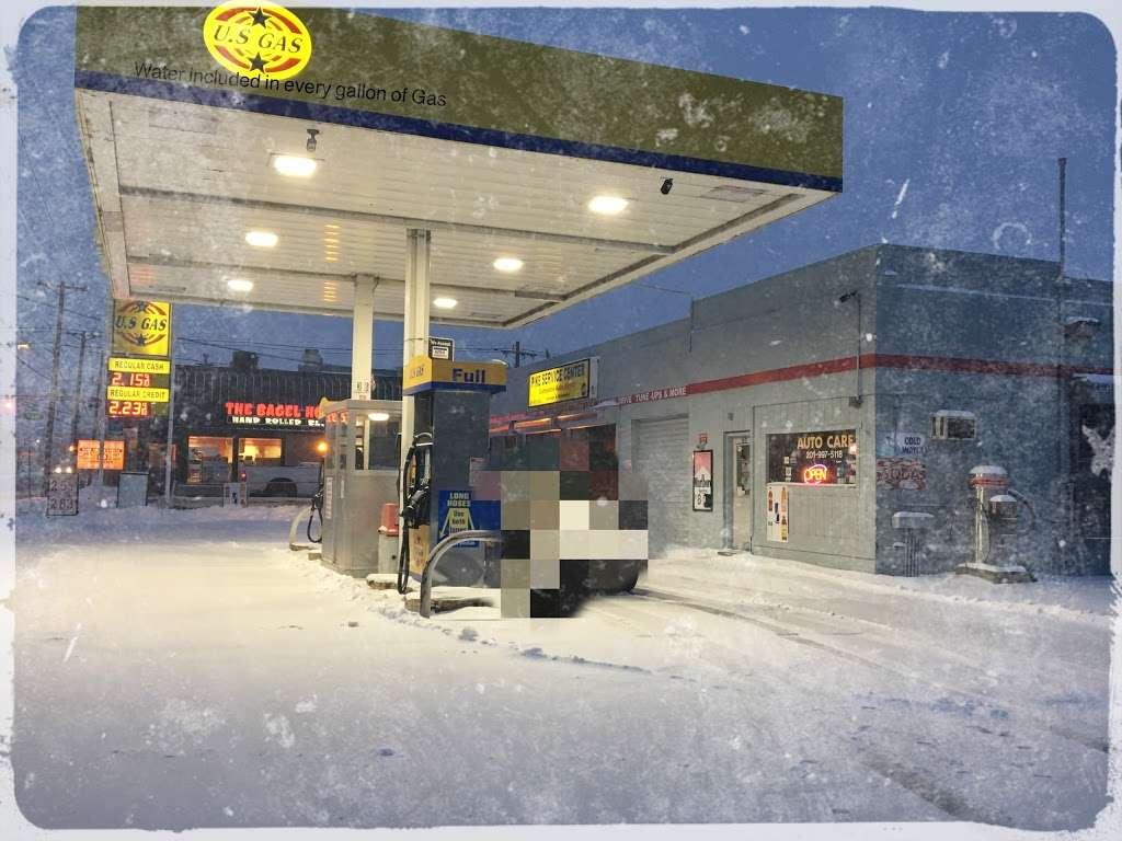 US GAS - gas station  | Photo 1 of 3 | Address: 356 Belleville Turnpike, Kearny, NJ 07032, USA | Phone: (201) 997-5118
