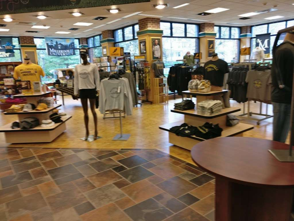 Student Services, Inc. - University Store - clothing store  | Photo 4 of 10 | Address: 21 S George St, Millersville, PA 17551, USA | Phone: (717) 871-7610