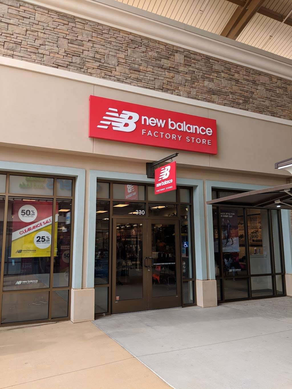 new balance outlet store locations