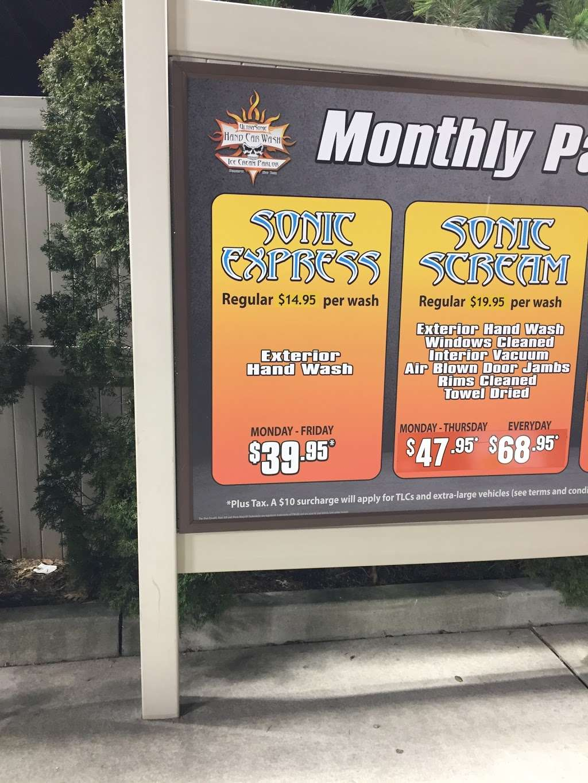Ultra Sonic Inc - car wash  | Photo 1 of 10 | Address: 249-24 Jericho Turnpike, Bellerose, NY 11001, USA | Phone: (516) 502-2818