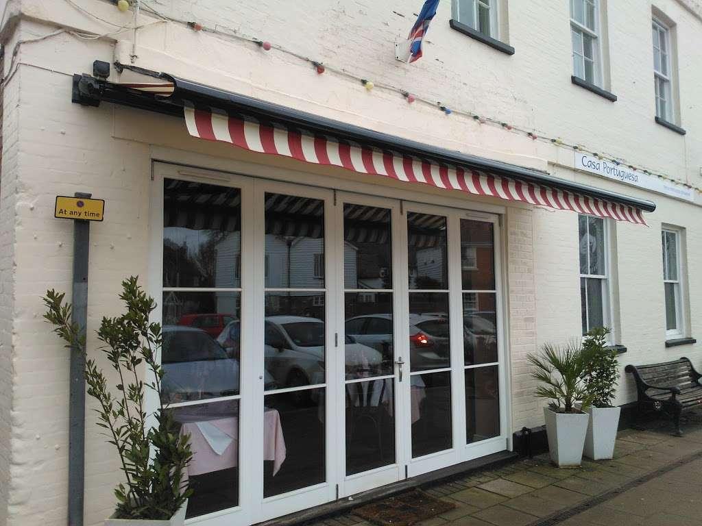 Cafe Estrela do Sul - restaurant  | Photo 2 of 10 | Address: The Square, High St, Hadlow, Tonbridge TN11 0DA, UK