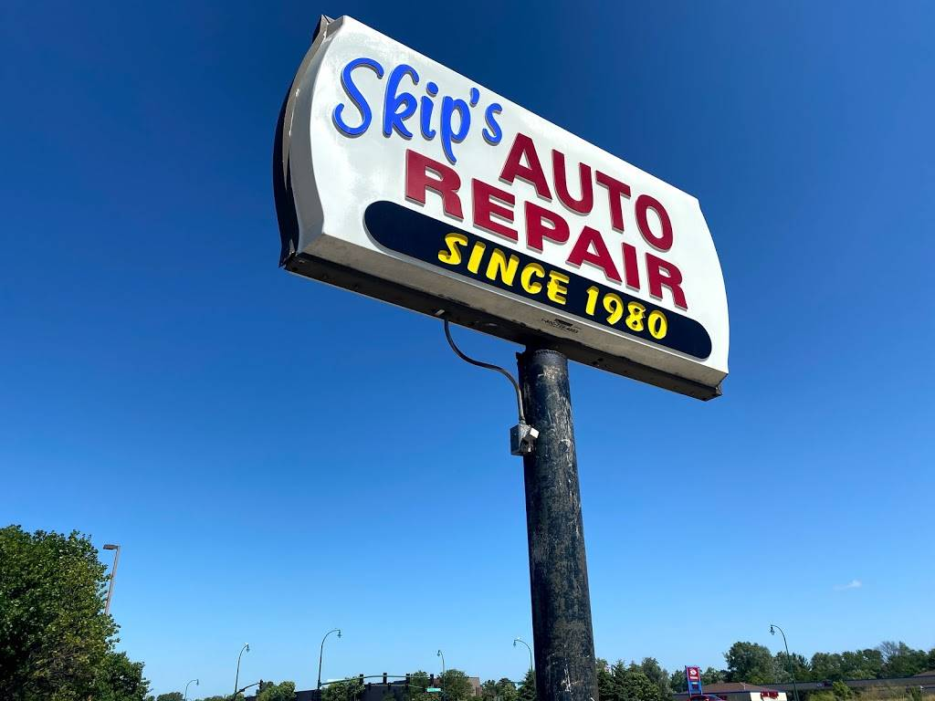 Skips Auto Repair - car repair  | Photo 1 of 1 | Address: 5345 Lakeland Ave N, Minneapolis, MN 55429, USA | Phone: (763) 535-0573