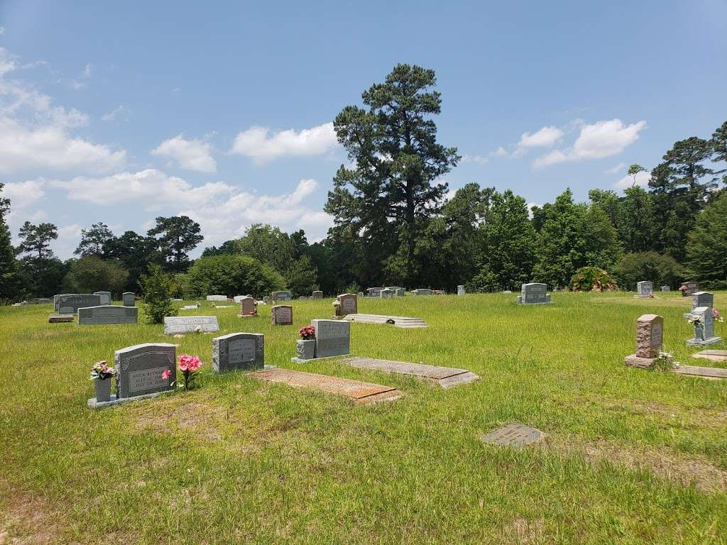 Golden Gate Cemetery - cemetery  | Photo 3 of 3 | Address: Conroe, TX 77304, USA