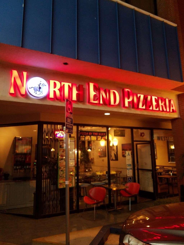 North End Pizzeria - restaurant    Photo 3 of 10   Address: 11628 Santa Monica Blvd, Los Angeles, CA 90025, USA   Phone: (310) 207-5900