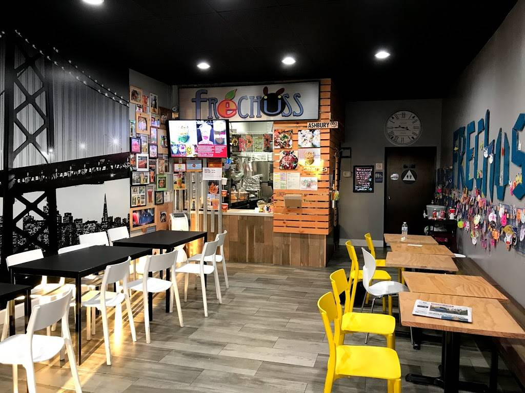 Frechuss - cafe  | Photo 5 of 9 | Address: 12434 Brookhurst St, Garden Grove, CA 92840, USA | Phone: (714) 591-5253