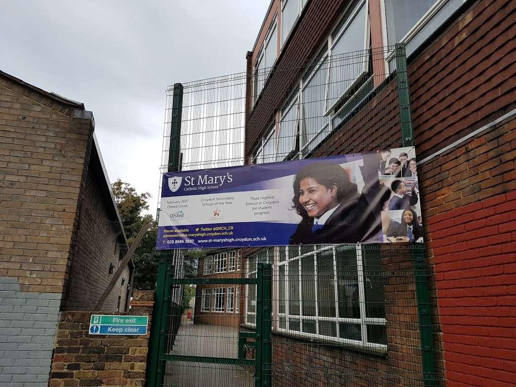 St. Marys Catholic High School - school    Photo 5 of 6   Address: Woburn Rd, Croydon CR9 2EE, UK   Phone: 020 8686 3837