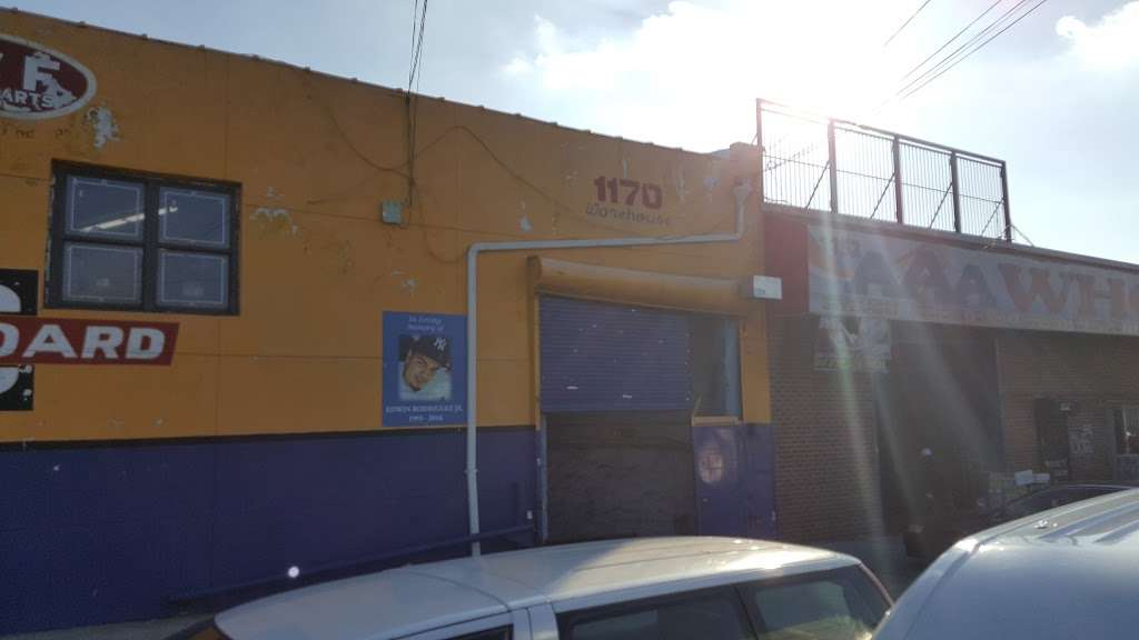Prostock Automotive - car repair    Photo 1 of 1   Address: 1170 Bronx River Ave, Bronx, NY 10472, USA   Phone: (718) 378-2290
