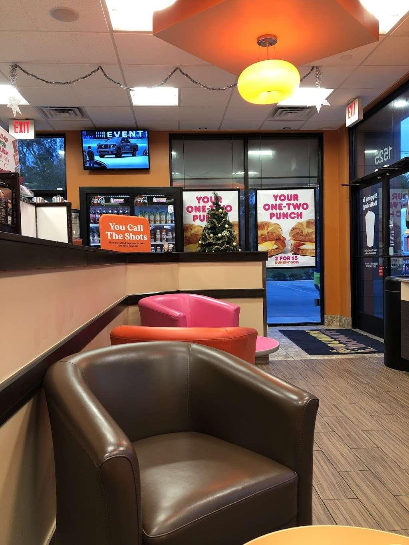 Dunkin Donuts - cafe  | Photo 9 of 10 | Address: 1525 Bay Area Blvd, Houston, TX 77058, USA | Phone: (832) 240-4477