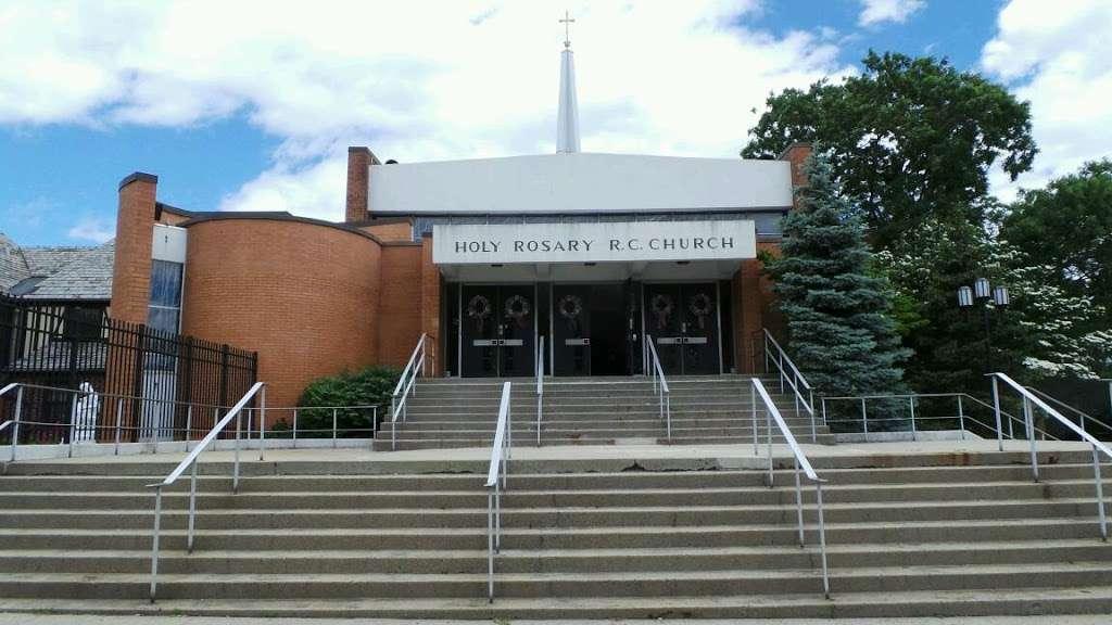 Holy Rosary Church - church    Photo 2 of 10   Address: 1510 Adee Ave, Bronx, NY 10469, USA   Phone: (718) 379-4432