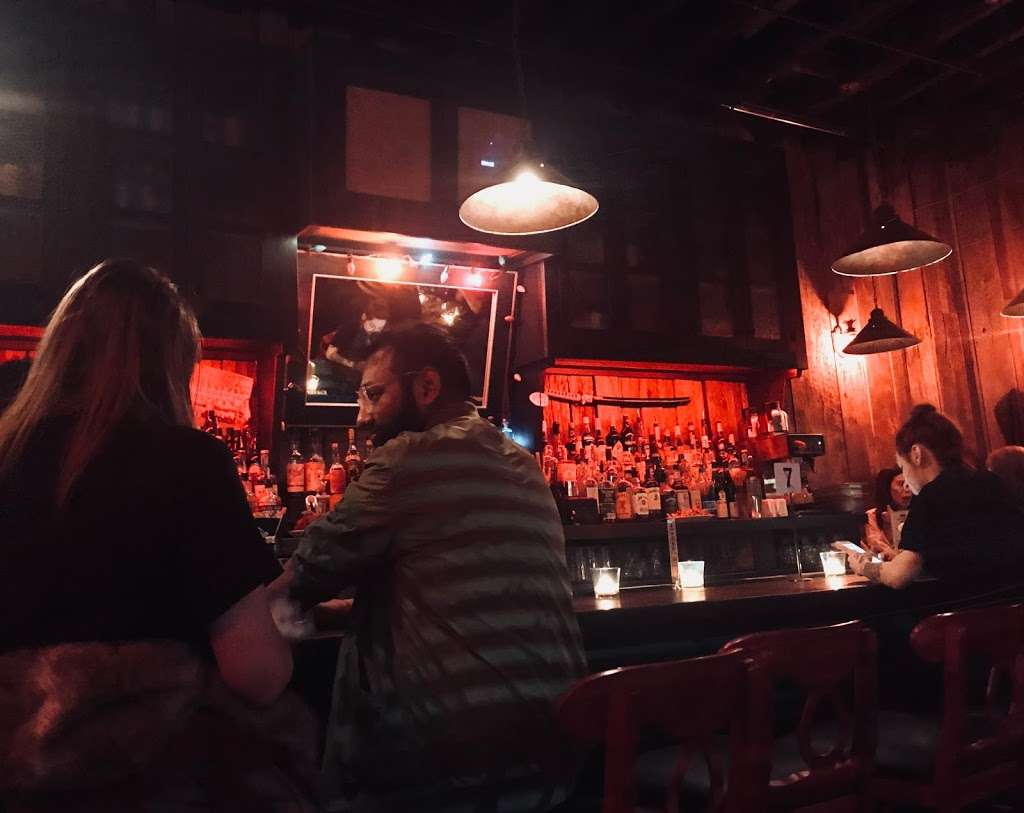 Hard Times Christmas Liquors at the Sunset Bar - restaurant  | Photo 5 of 10 | Address: 445 Troutman St, Brooklyn, NY 11237, USA | Phone: (917) 966-1666