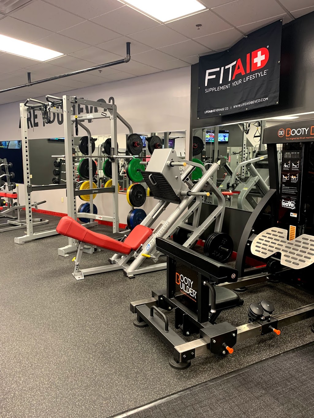 Devo Fitness - gym    Photo 7 of 8   Address: 455 99th Ave NW #170, Coon Rapids, MN 55433, USA   Phone: (763) 762-6914