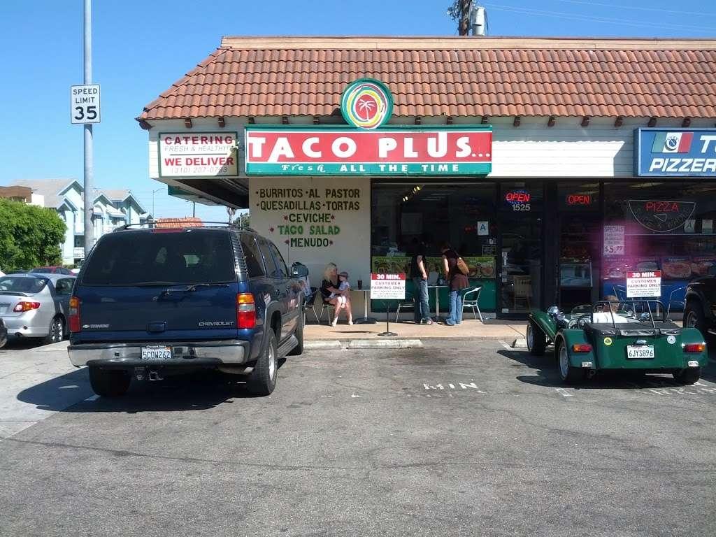 Taco Plus - restaurant  | Photo 3 of 10 | Address: 1525 S Bundy Dr, Los Angeles, CA 90025, USA | Phone: (310) 207-0793