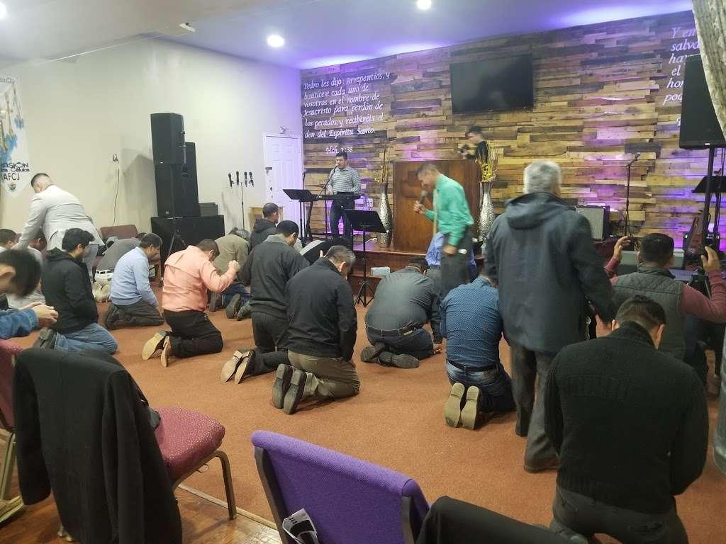 2a Iglesia Apostolica de la Fe en Cristo Jesus Dallas Tx - church  | Photo 3 of 6 | Address: 527 Cumberland St, Dallas, TX 75203, USA | Phone: (970) 388-4085