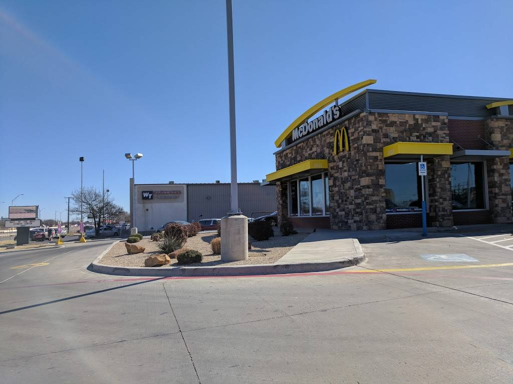 McDonalds - cafe  | Photo 1 of 10 | Address: 2433 S Loop 289, Lubbock, TX 79423, USA | Phone: (806) 745-7678
