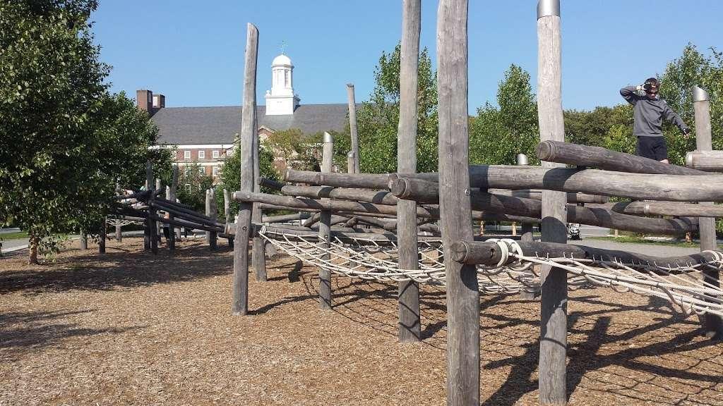 Hammock Grove Play Area - park  | Photo 7 of 10 | Address: New York, NY 10004, USA
