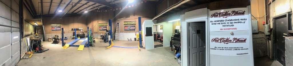 Nos Custom Exhaust - car repair  | Photo 5 of 10 | Address: 777 Madison St, Wrentham, MA 02093, USA | Phone: (781) 686-6102