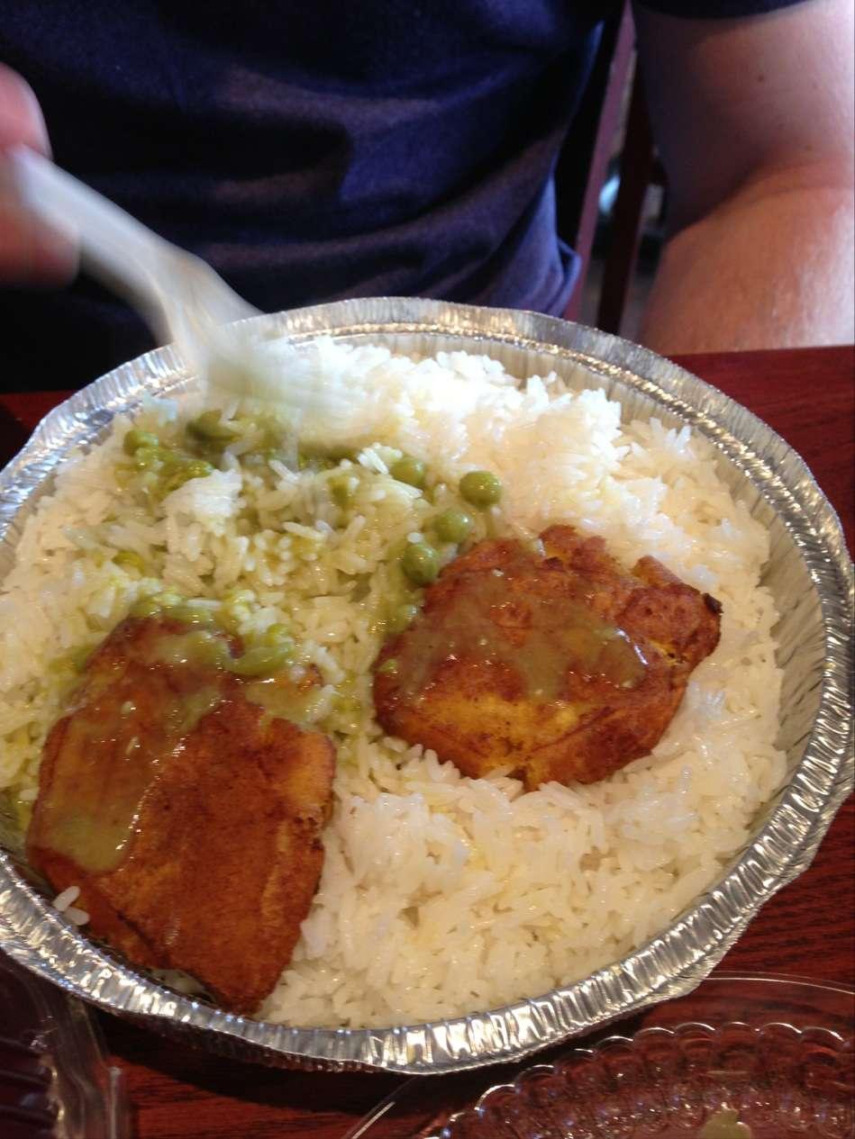 Kreyol Flavor - restaurant  | Photo 5 of 10 | Address: 1738 Flatbush Ave, Brooklyn, NY 11210, USA | Phone: (718) 258-0509