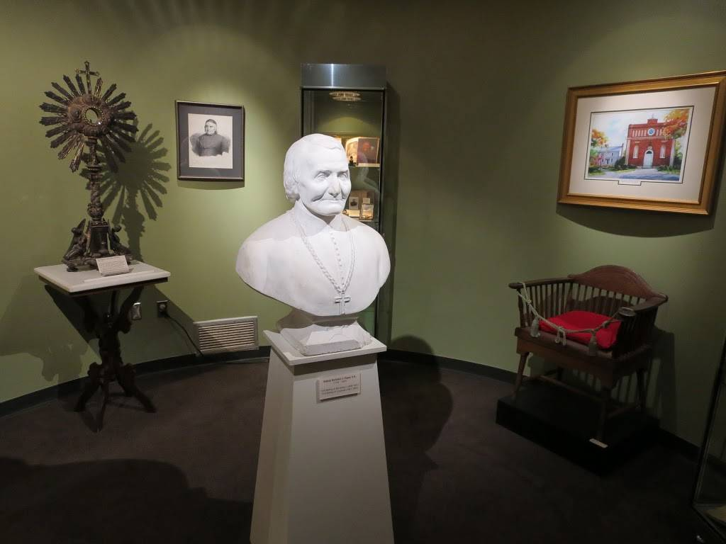 Archdiocesan History Center - museum  | Photo 5 of 10 | Address: 424 S 5th St, Louisville, KY 40202, USA | Phone: (502) 582-2971