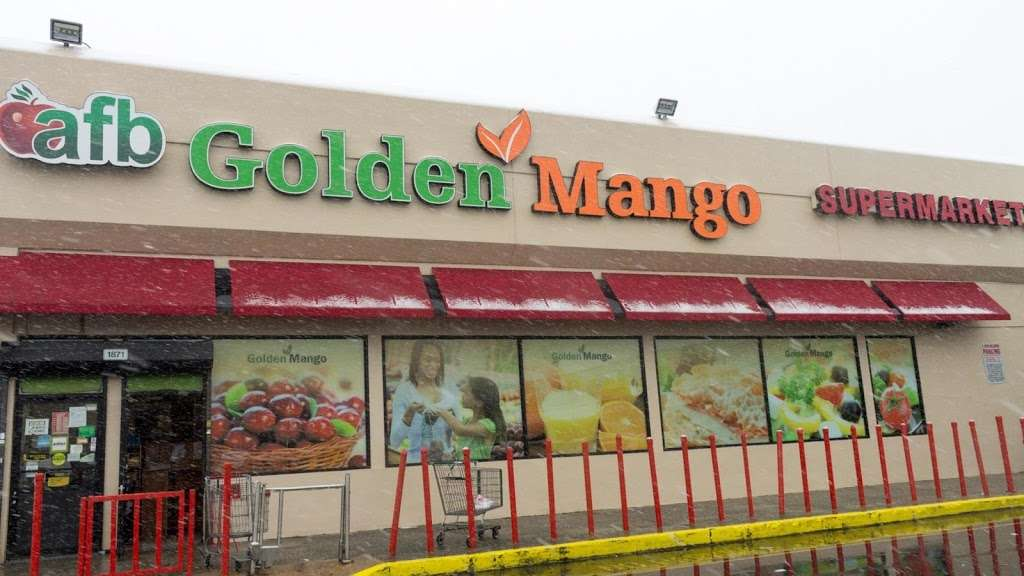 Golden Mango Supermarkets - supermarket  | Photo 1 of 10 | Address: 1871 Rockaway Pkwy, Brooklyn, NY 11236, USA | Phone: (718) 531-0205