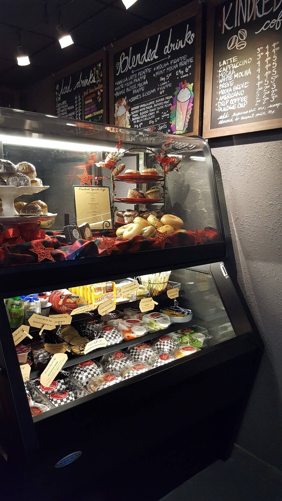 Kindred Spirits Coffee - cafe  | Photo 7 of 9 | Address: 11051 OMalley Centre Dr, Anchorage, AK 99515, USA | Phone: (907) 344-6911
