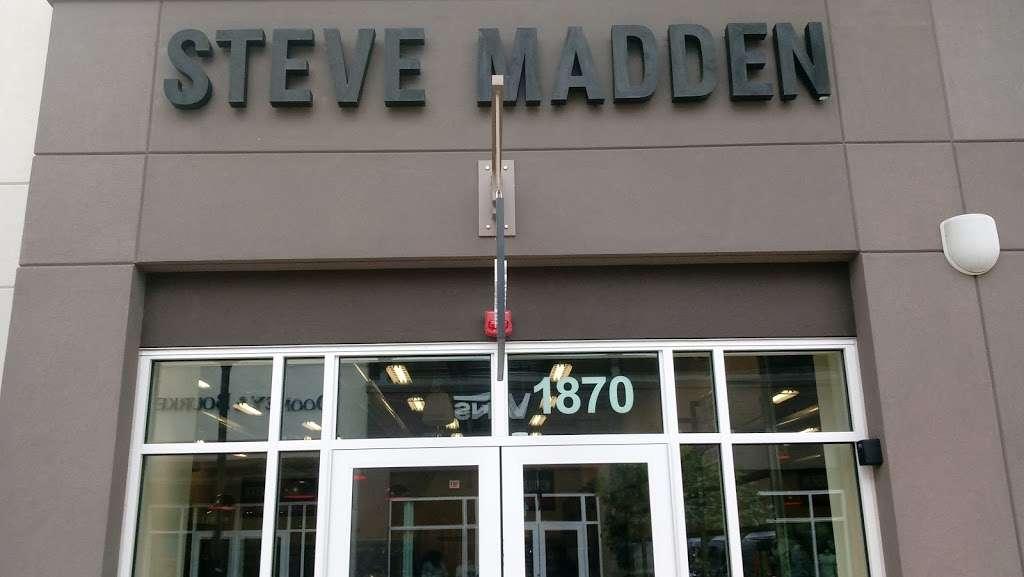 Todo el tiempo Dureza Petrificar  Steve Madden, 1650 Premium Outlet Blvd #1870, Aurora, IL 60502, USA