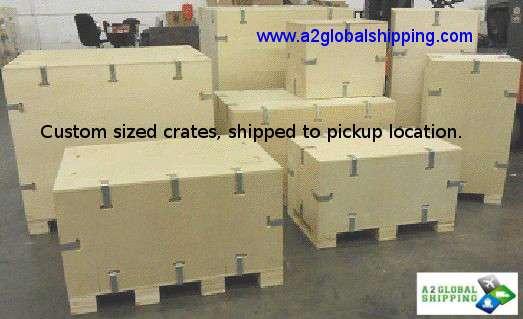 A2 Global Shipping - storage    Photo 10 of 10   Address: 31-40 Whitestone Expy #200a, Flushing, NY 11354, USA   Phone: (718) 569-8341