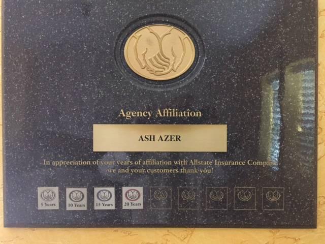 Ash Azer: Allstate Insurance - insurance agency  | Photo 2 of 7 | Address: 5409 Davis Blvd, North Richland Hills, TX 76180, USA | Phone: (817) 514-6240