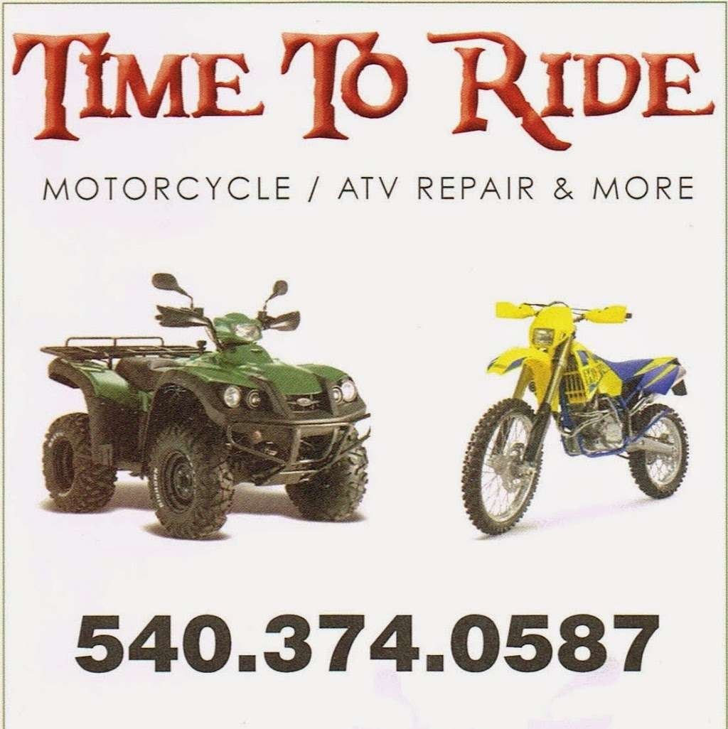 Time to Ride - car repair  | Photo 6 of 7 | Address: 2111 Airport Ave, Fredericksburg, VA 22401, USA | Phone: (540) 374-0587
