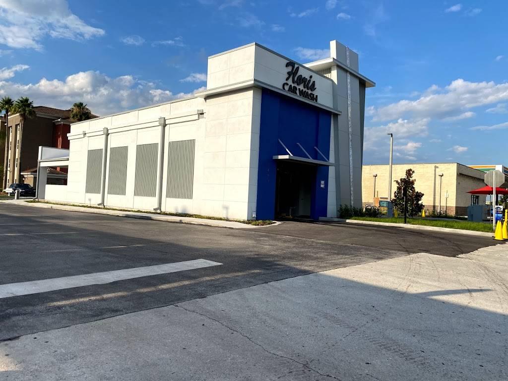 Floris Car Wash - car wash  | Photo 8 of 10 | Address: 3893 McCoy Rd, Orlando, FL 32812, USA | Phone: (407) 745-4343