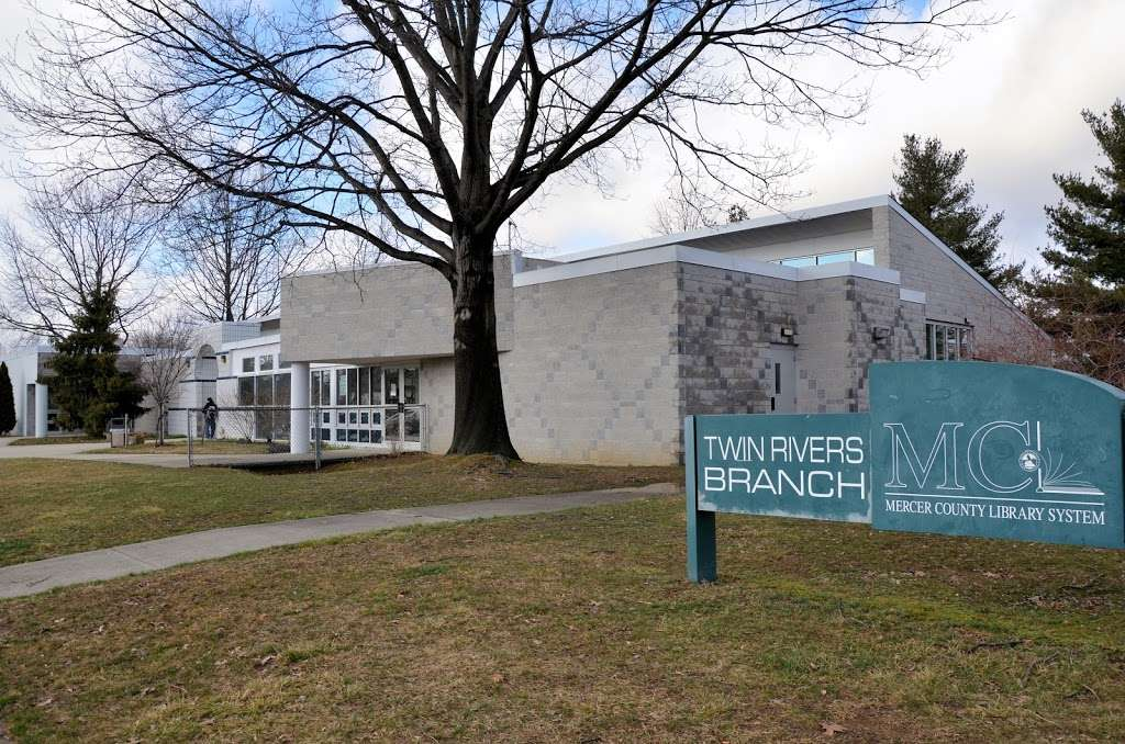 Mercer County Library: Twin Rivers Branch   276 Abbington Dr