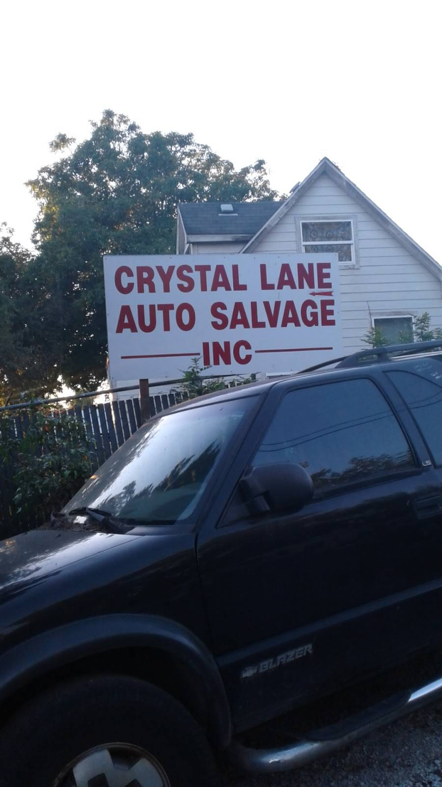 Crystal Lane Auto Salvage Inc - car repair  | Photo 2 of 9 | Address: 4540 NE Crystal Ln, Portland, OR 97218, USA | Phone: (503) 282-3452