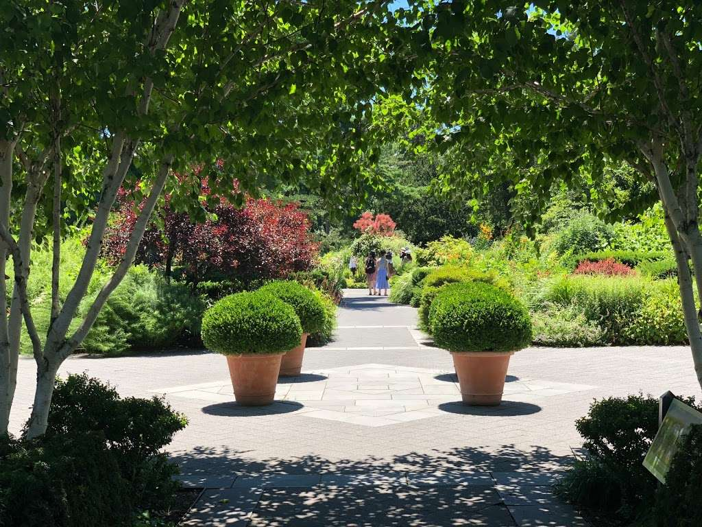 The Jane Watson Irwin Perennial Garden - park  | Photo 4 of 10 | Address: 2900 Southern Blvd, The Bronx, NY 10458, USA | Phone: (718) 817-8700
