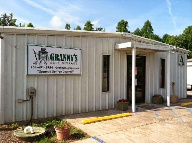 Grannys Self Storage - storage    Photo 1 of 7   Address: 4335 Kings Mountain Hwy, Bessemer City, NC 28016, USA   Phone: (704) 445-3814