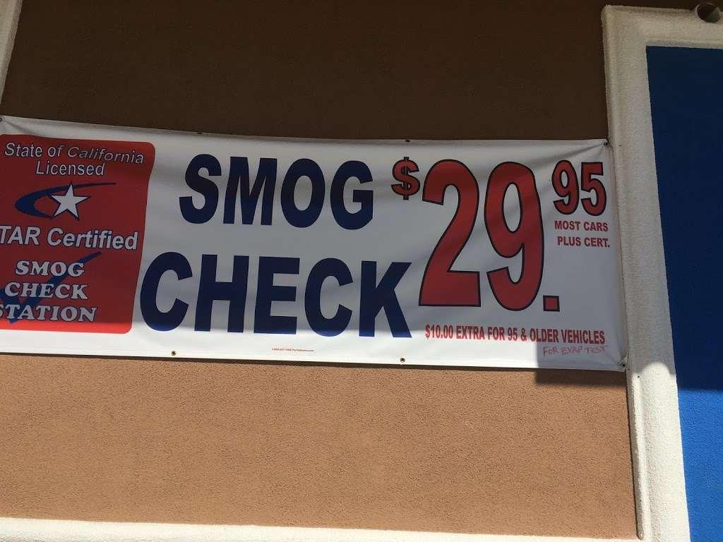 Smog And Lube - car repair  | Photo 5 of 10 | Address: 1475 E Palmdale Blvd Unit A, Palmdale, CA 93550, USA | Phone: (661) 274-4224