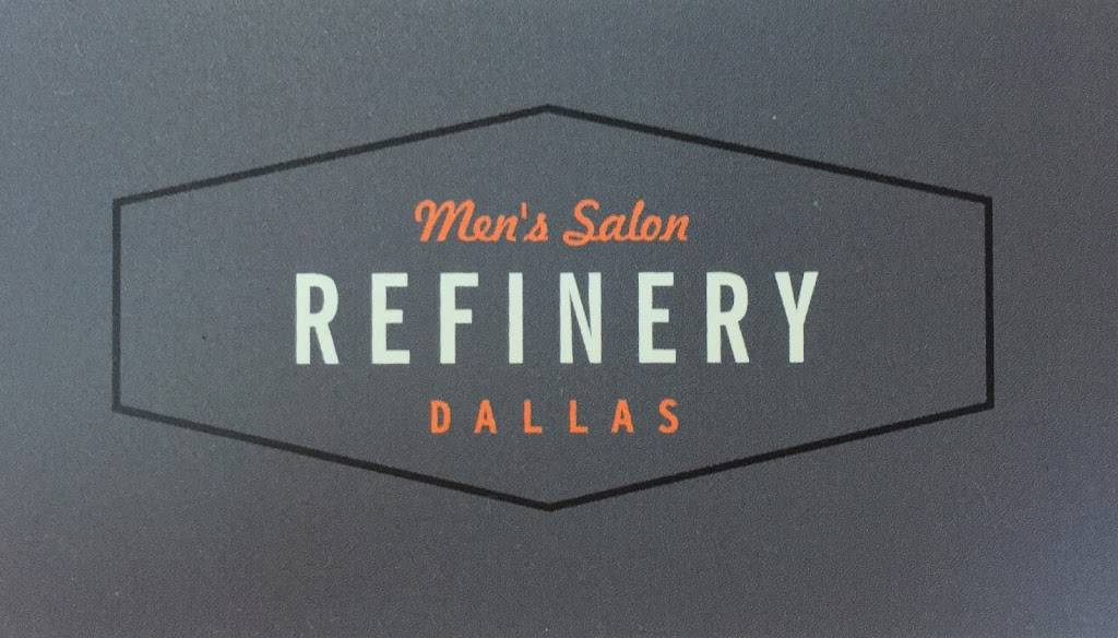 Refinery Mens Salon - hair care  | Photo 1 of 1 | Address: Ovation Salon Suites, Ste 27, 9100 N Central Expy Ste 190, Dallas, TX 75231, USA | Phone: (972) 863-1241
