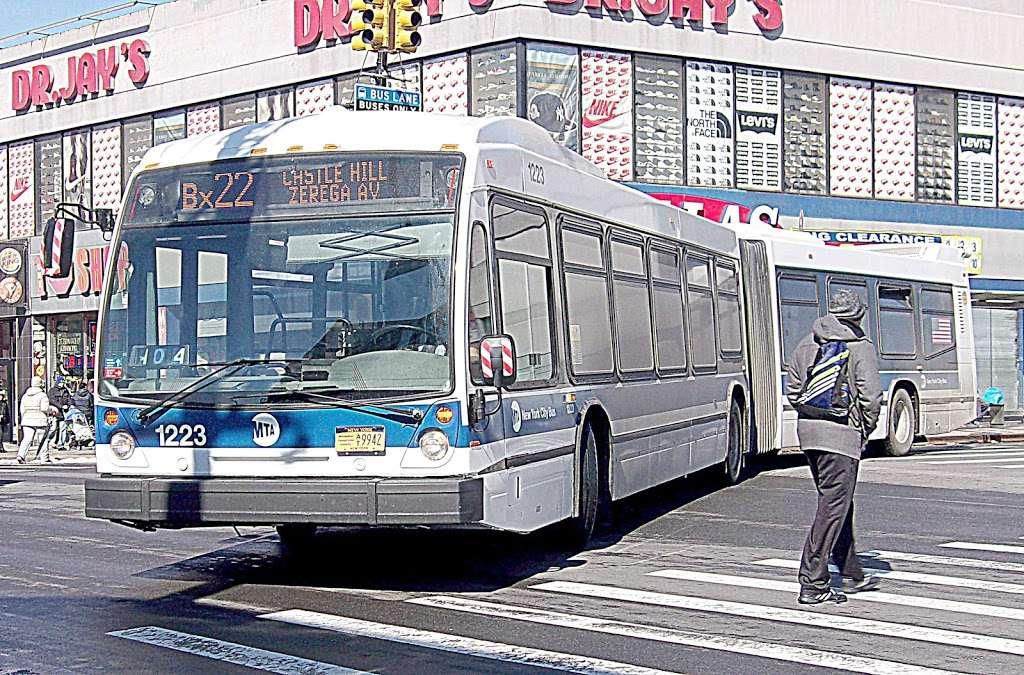 Valentine Avenue & East Fordham Road - transit station  | Photo 1 of 10 | Address: The Bronx, NY 10458, USA