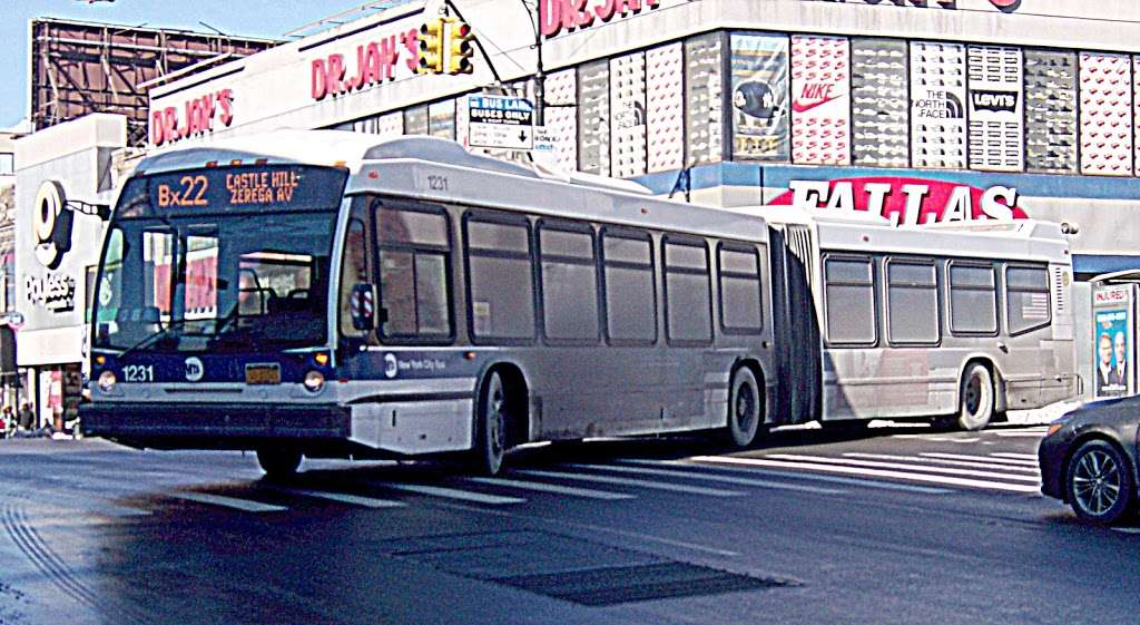Valentine Avenue & East Fordham Road - transit station  | Photo 4 of 10 | Address: The Bronx, NY 10458, USA
