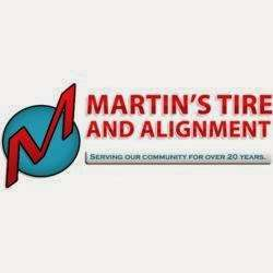 Martins Tire and Alignment - car repair  | Photo 2 of 2 | Address: Morgantown, PA 19543, USA | Phone: (610) 901-3993