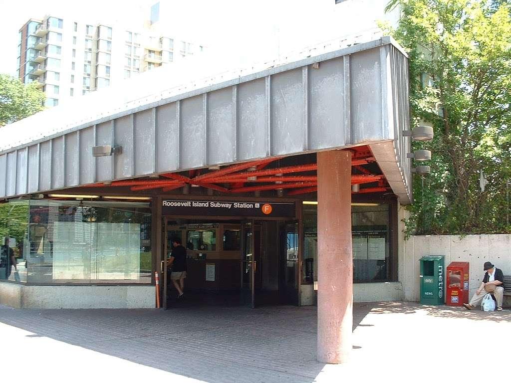 Roosevelt Island Subway Station - subway station  | Photo 2 of 10 | Address: New York, NY 10044, USA