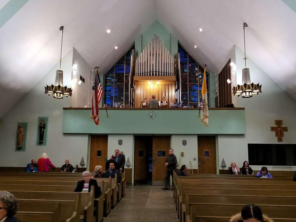 St Margaret of Cortona Church - church    Photo 1 of 3   Address: 6000 Riverdale Ave, Bronx, NY 10471, USA   Phone: (718) 549-8053