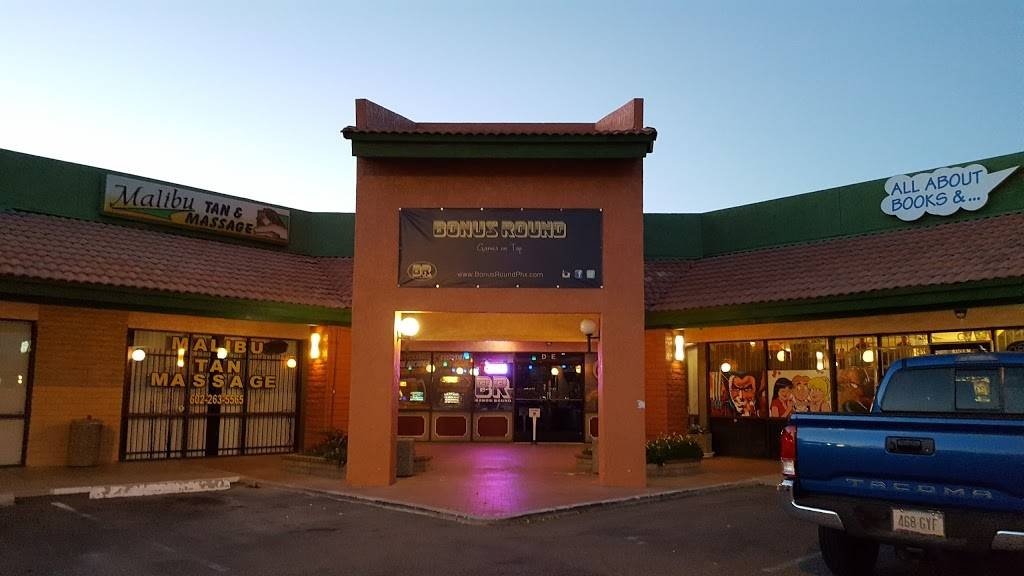 Bonus Round - night club    Photo 9 of 9   Address: 24 W Camelback Rd, Phoenix, AZ 85013, USA   Phone: (602) 374-6936