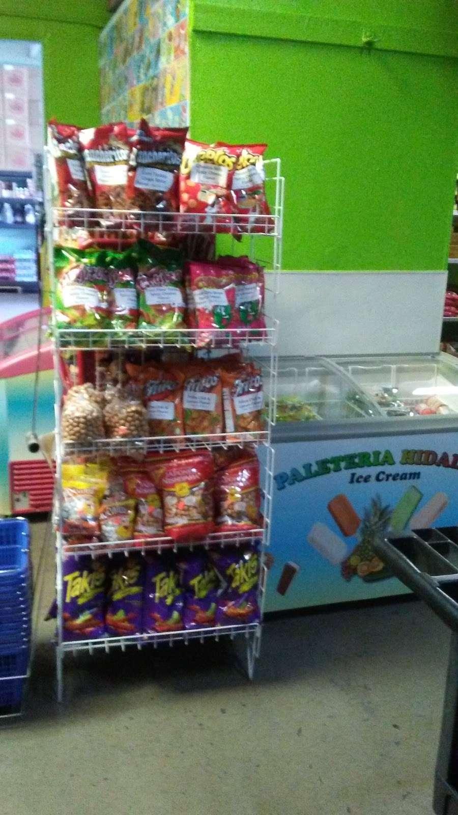 Paleteria Hidalgo - store    Photo 9 of 10   Address: 16565 Orange Way # I, Fontana, CA 92335, USA   Phone: (909) 350-4130