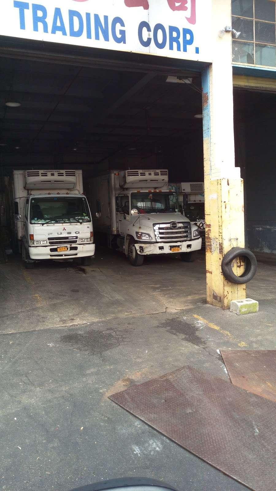 Wanrong Trading Truck Docks - storage  | Photo 8 of 10 | Address: 32-27-, 32-45 Hunters Point Ave, Long Island City, NY 11101, USA | Phone: (718) 361-8882