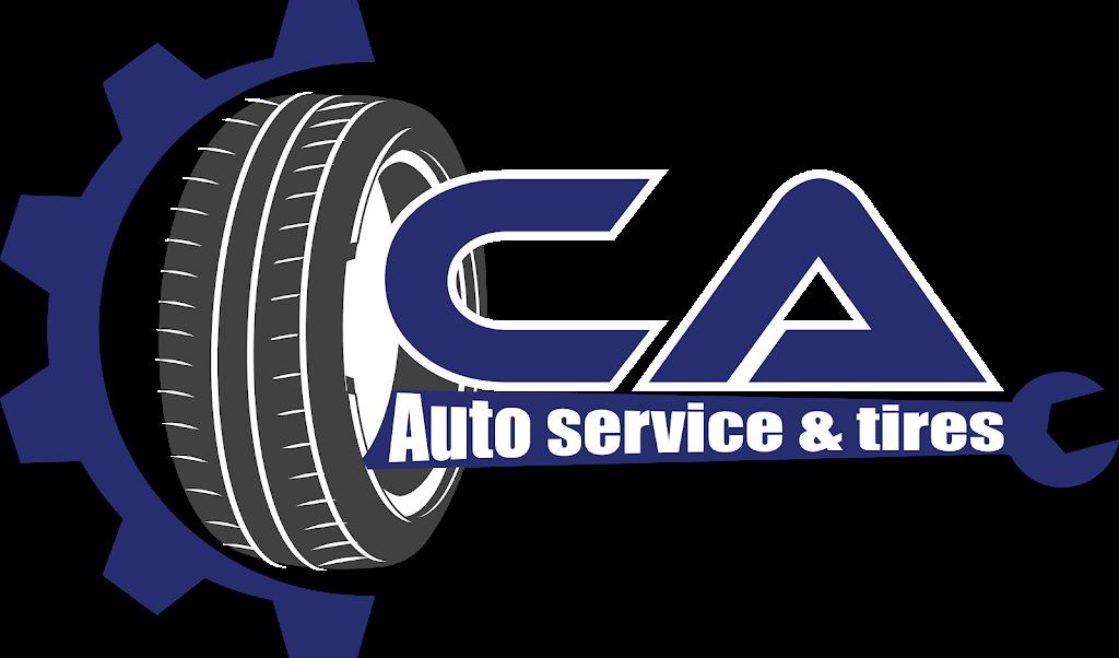 CA Auto Service & Tire Shop - car repair  | Photo 5 of 7 | Address: 4908 Aldine Bender Rd, Houston, TX 77032, USA | Phone: (832) 654-6619
