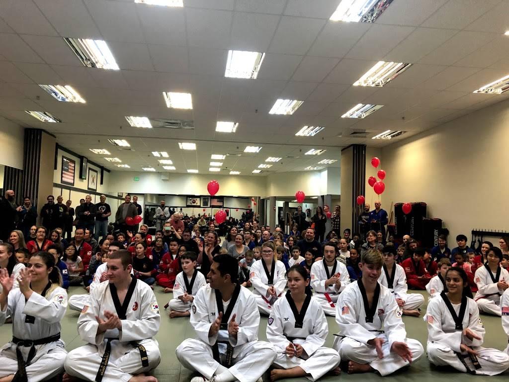 U.S. Taekwondo Center - gym  | Photo 3 of 10 | Address: 5799 Stetson Hills Blvd #110, Colorado Springs, CO 80917, USA | Phone: (719) 424-4800