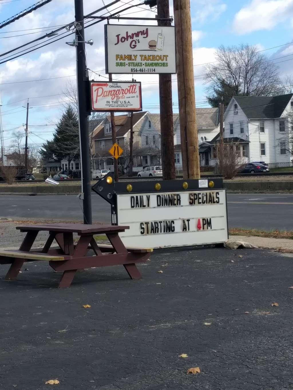 Johnny Gs - restaurant  | Photo 2 of 5 | Address: 261 St Mihiel Dr, Riverside, NJ 08075, USA | Phone: (856) 461-1114