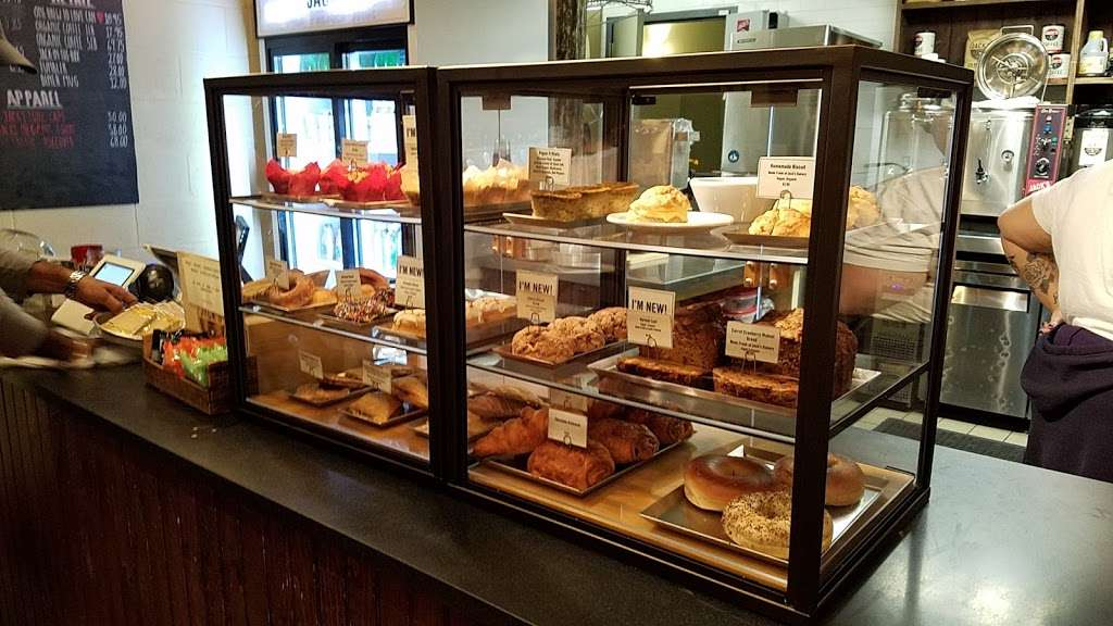 Jack's Stir Brew Coffee - cafe  | Photo 8 of 10 | Address: 222 Front St, New York, NY 10038, USA | Phone: (212) 227-7631