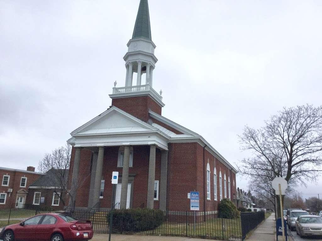 Johnson Memorial Untd Methodist - church  | Photo 1 of 1 | Address: 3117 Longshore Ave, Philadelphia, PA 19149, USA | Phone: (215) 338-4487