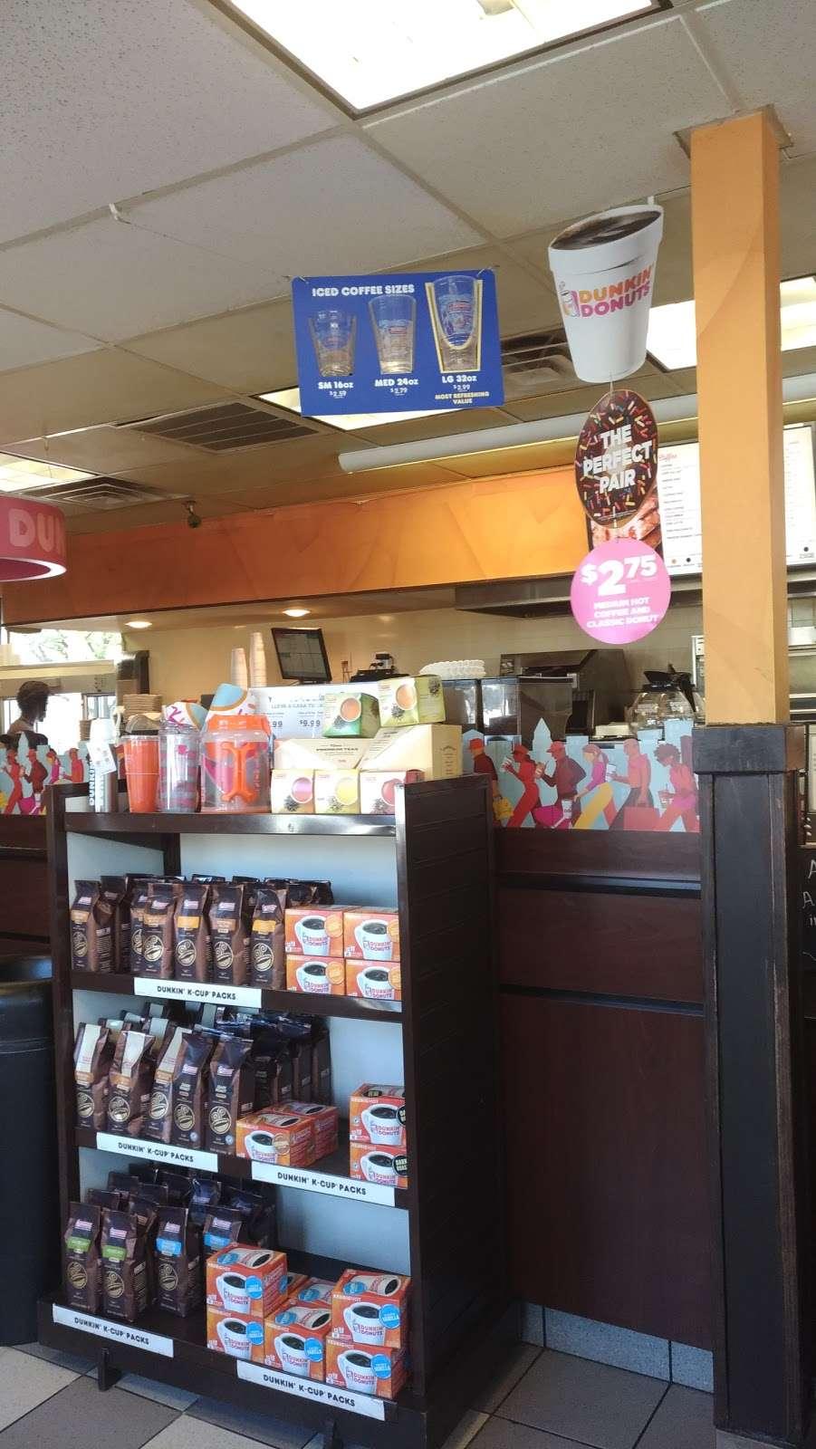 Dunkin Donuts - cafe  | Photo 5 of 10 | Address: 402 Grand St #436, Jersey City, NJ 07302, USA | Phone: (201) 309-0777