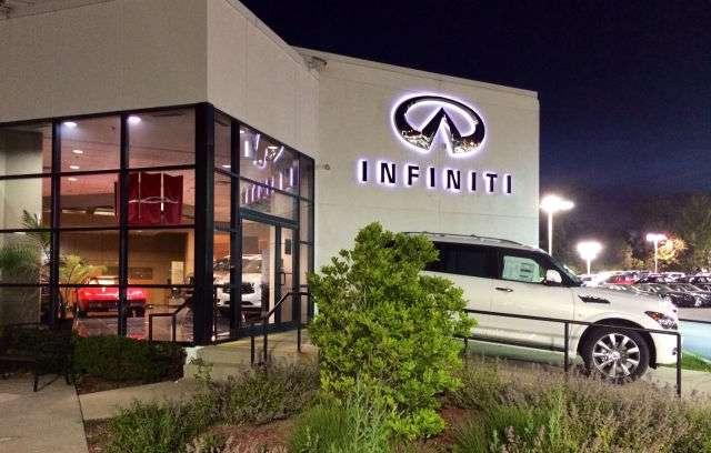 Gregory INFINITI - car dealer  | Photo 2 of 10 | Address: 1121 S Milwaukee Ave, Libertyville, IL 60048, USA | Phone: (847) 362-9200